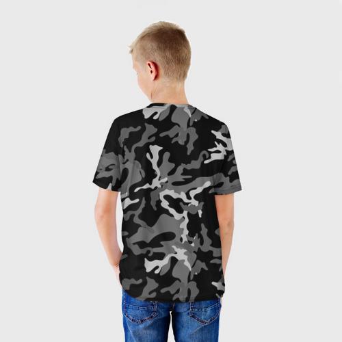 Детская футболка 3D  Фото 02, Георгиевская лента!