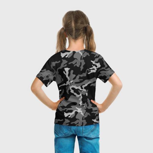 Детская футболка 3D  Фото 04, Георгиевская лента!