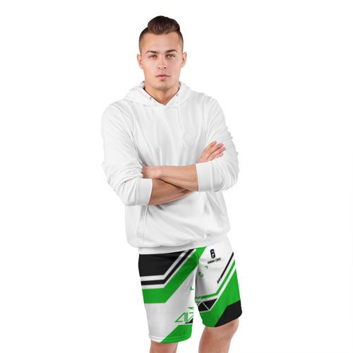 Мужские шорты 3D спортивные  Фото 05, RAINBOW SIX SIEGE