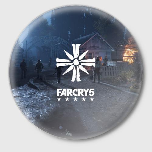 Значок Cult Far Cry  Фото 01