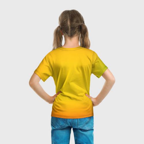 Детская футболка 3D  Фото 04, С днем рождения!
