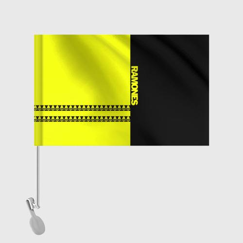 Флаг для автомобиля  Фото 02, Ramones