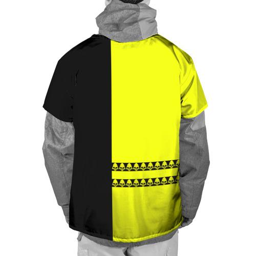 Накидка на куртку 3D  Фото 02, Ramones