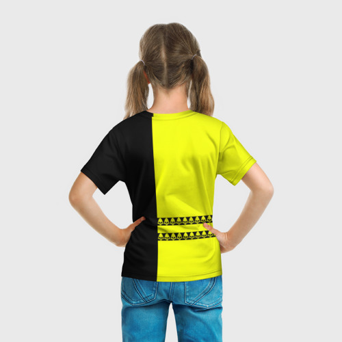 Детская футболка 3D  Фото 04, Ramones