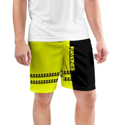 Мужские шорты 3D спортивные  Фото 03, Ramones
