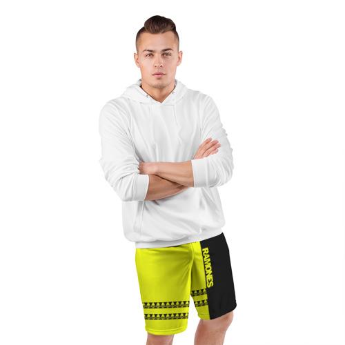 Мужские шорты 3D спортивные  Фото 05, Ramones