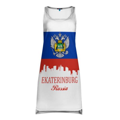 Платье-майка 3D Екатеринбург