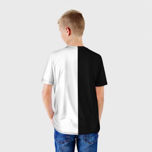 Детская футболка 3D  Фото 02, Питбуль