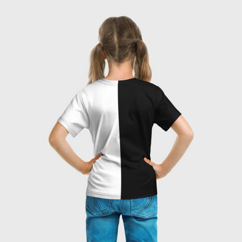 Детская футболка 3D  Фото 04, Питбуль
