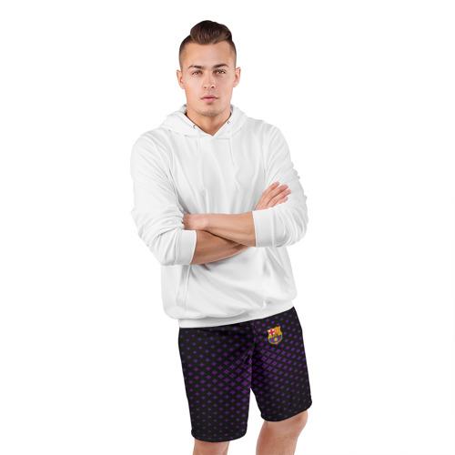 Мужские шорты 3D спортивные  Фото 05, BARCELONA SPORT