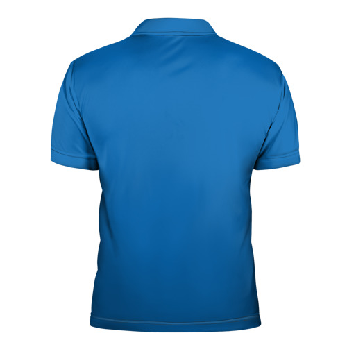 Мужская рубашка поло 3D  Фото 02, За Флот