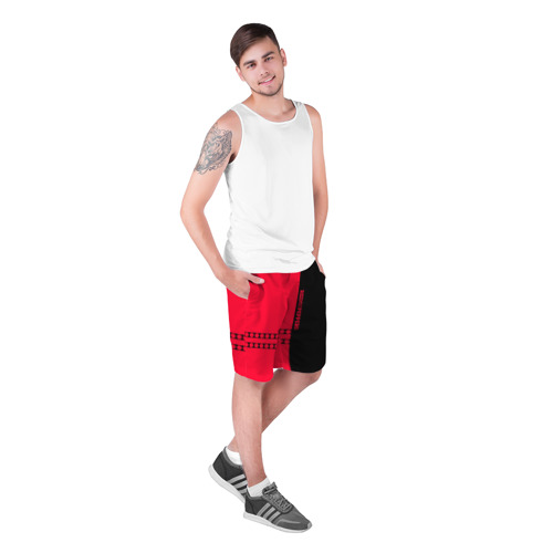 Мужские шорты 3D  Фото 03, Red Hot Chili Peppers