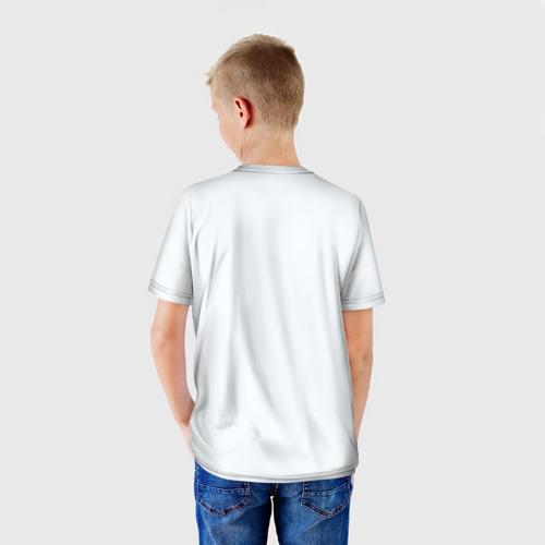 Детская футболка 3D  Фото 02, Северный Флот