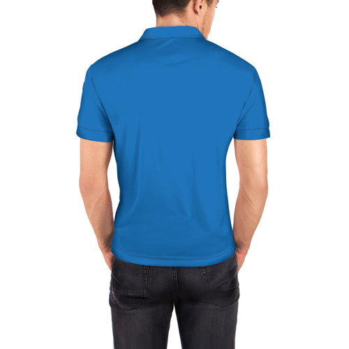 Мужская рубашка поло 3D  Фото 04, Андреевский флаг