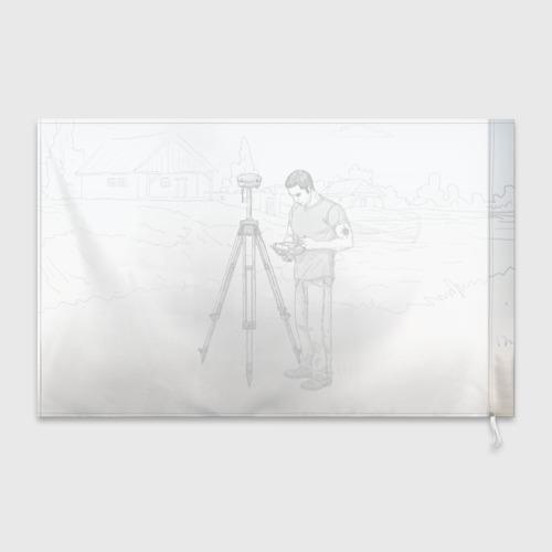 Флаг 3D  Фото 02, Парень с контроллером