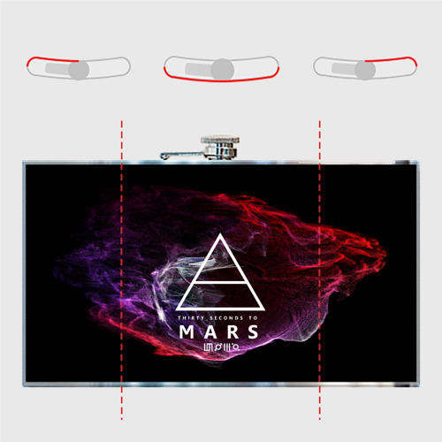 Фляга  Фото 05, 30 Seconds to Mars