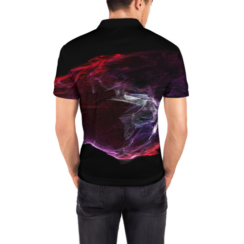 Мужская рубашка поло 3D  Фото 04, 30 Seconds to Mars