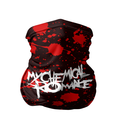 Бандана-труба 3D  Фото 01, My Chemical Romance