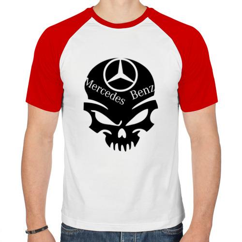 Мужская футболка реглан  Фото 01, Mercedes - Benz