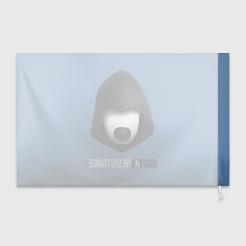 Флаг 3D  Фото 02, Digital Dog
