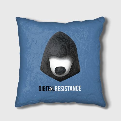 Подушка 3D  Фото 01, Digital Dog