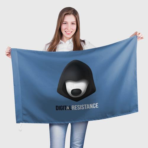 Флаг 3D  Фото 01, Digital Dog