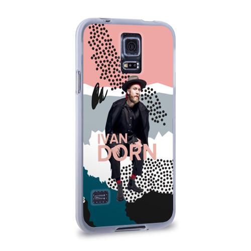 Чехол для Samsung Galaxy S5 силиконовый  Фото 02, Ivan Dorn