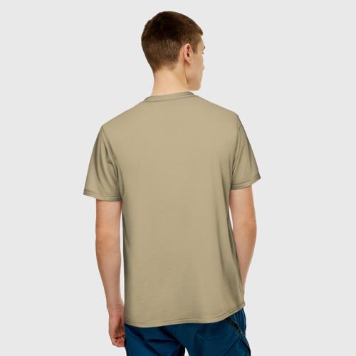 Мужская футболка 3D  Фото 02, Здравствуй НАТО