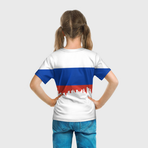 Детская футболка 3D  Фото 04, TYUMEN (Тюмень)