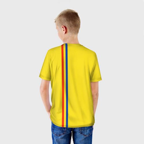 Детская футболка 3D  Фото 02, Ростовская область