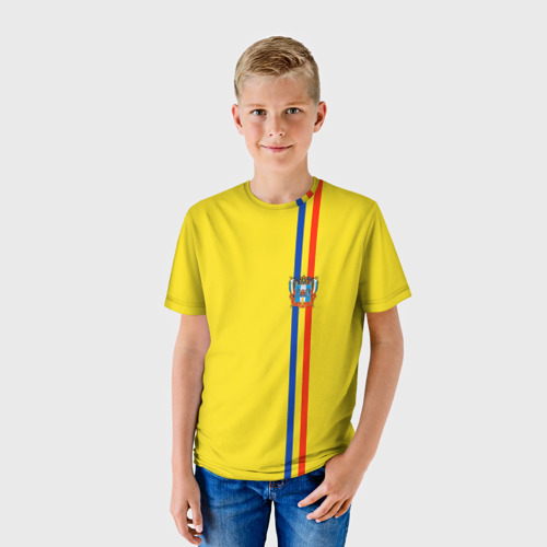 Детская футболка 3D  Фото 01, Ростовская область