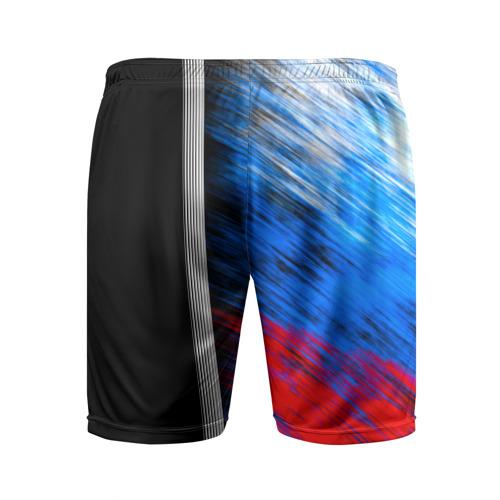 Мужские шорты 3D спортивные  Фото 02, Биатлон