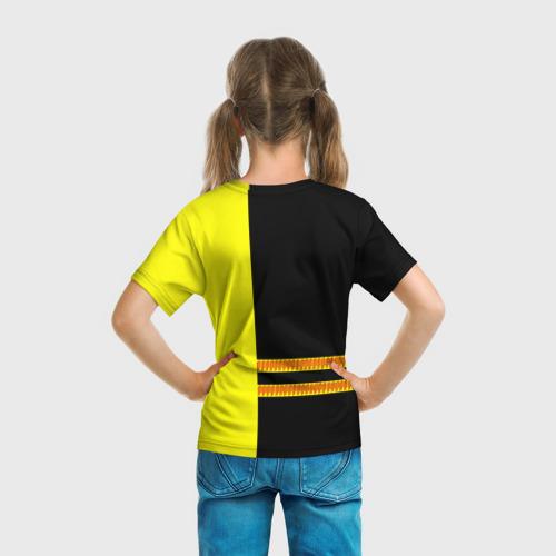 Детская футболка 3D  Фото 04, Skrillex