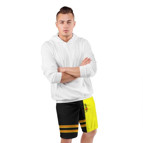 Мужские шорты 3D спортивные  Фото 05, Skrillex