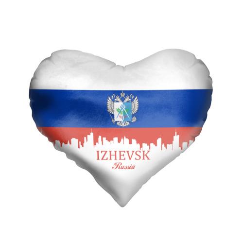 Подушка 3D сердце  Фото 01, IZHEVSK (Ижевск)
