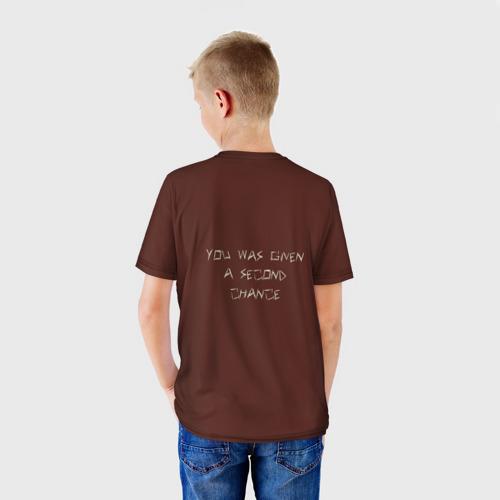 Детская футболка 3D  Фото 02, Amanda Young | DBD