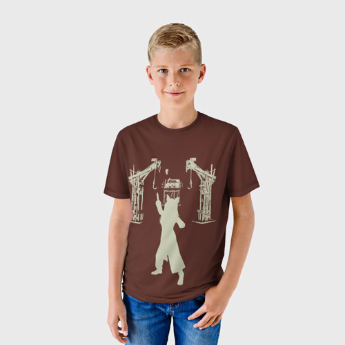Детская футболка 3D  Фото 01, Amanda Young | DBD