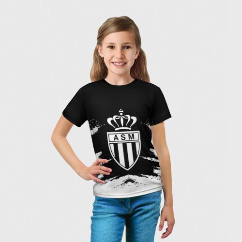 Детская футболка 3D  Фото 03, MONACO