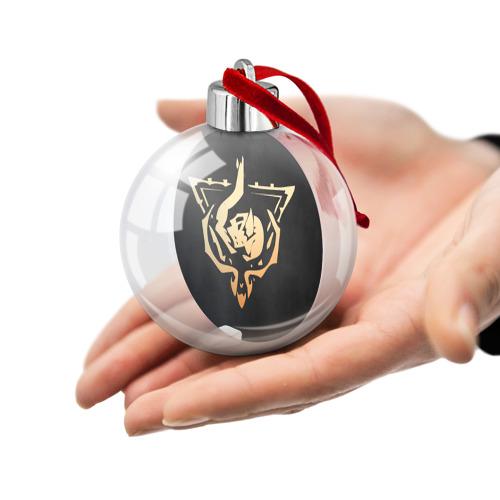 Ёлочный шар  Фото 02, Devout emblem
