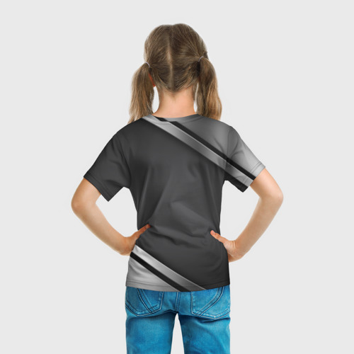 Детская футболка 3D  Фото 04, Nissan