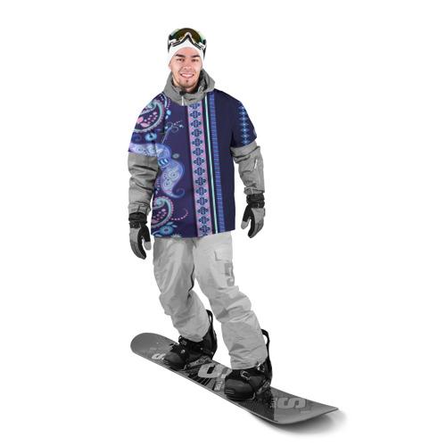 Накидка на куртку 3D  Фото 03, Русский стиль