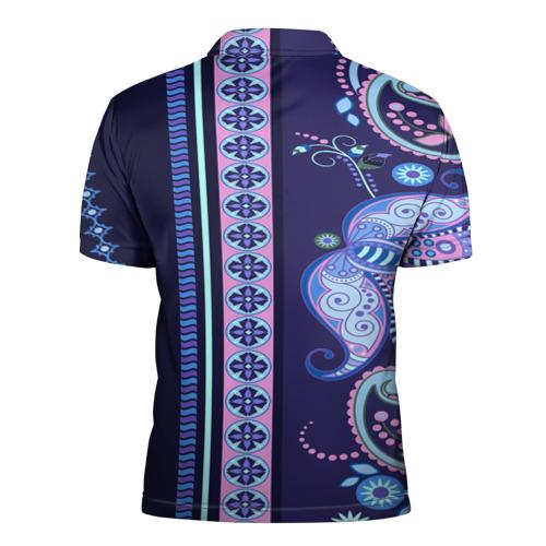 Мужская рубашка поло 3D  Фото 02, Русский стиль
