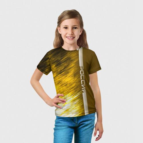 Детская футболка 3D  Фото 03, Российская империя