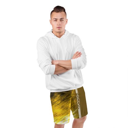 Мужские шорты 3D спортивные  Фото 05, Российская империя
