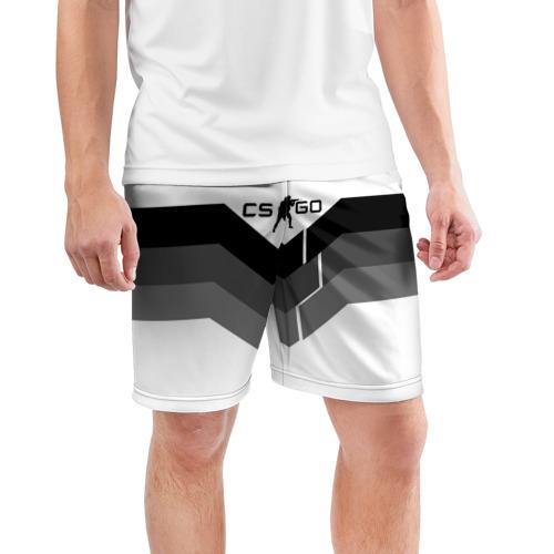 Мужские шорты 3D спортивные  Фото 03, CS:GO
