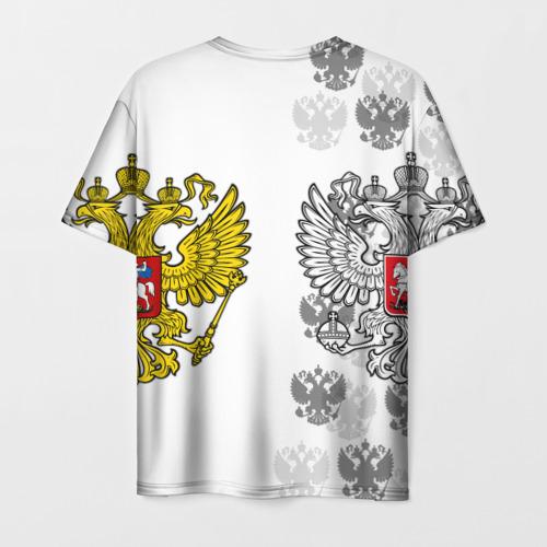 Мужская футболка 3D Russia Фото 01