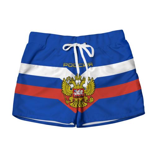 Женские шорты 3D Россия
