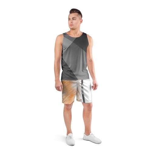 Мужские шорты 3D спортивные  Фото 04, CS:GO