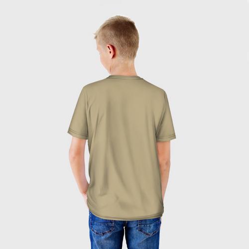 Детская футболка 3D  Фото 02, Звезда дачника