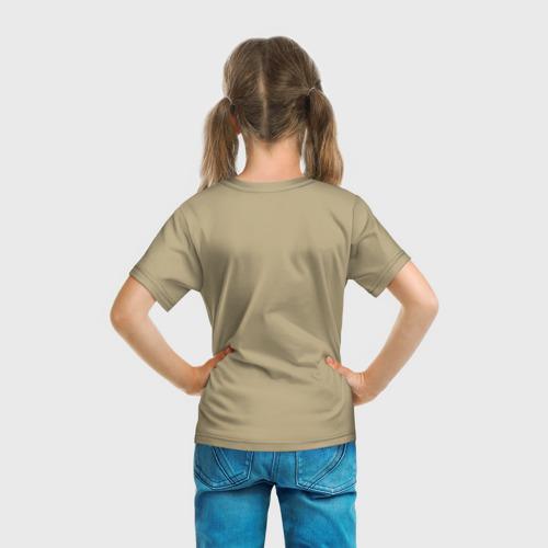 Детская футболка 3D  Фото 04, Звезда дачника